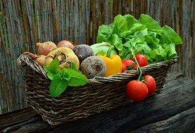 long term brain health - eat healthy foods
